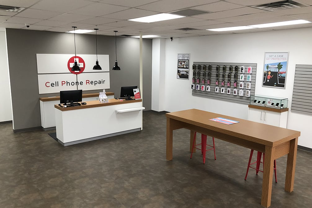 CPR Cell Phone Repair Abilene TX   Store Interior