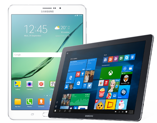 Samsung Tablet Repair Services in Akron, OH