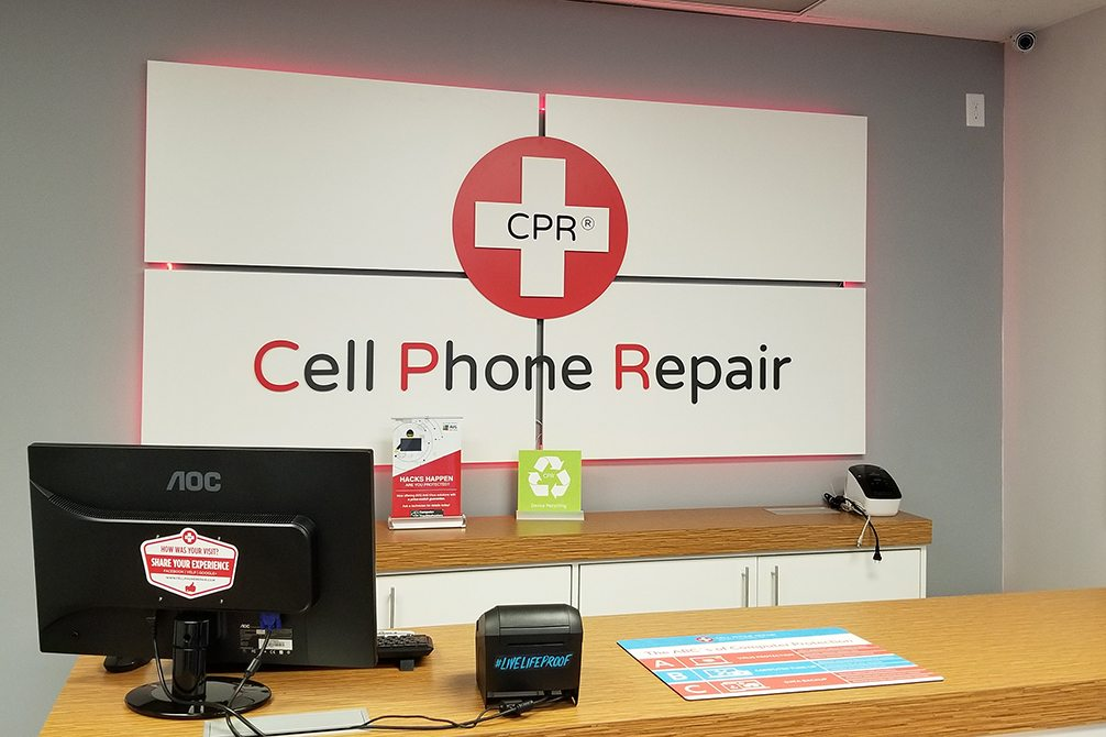 CPR Cell Phone Repair Alcoa TN - Store Interior