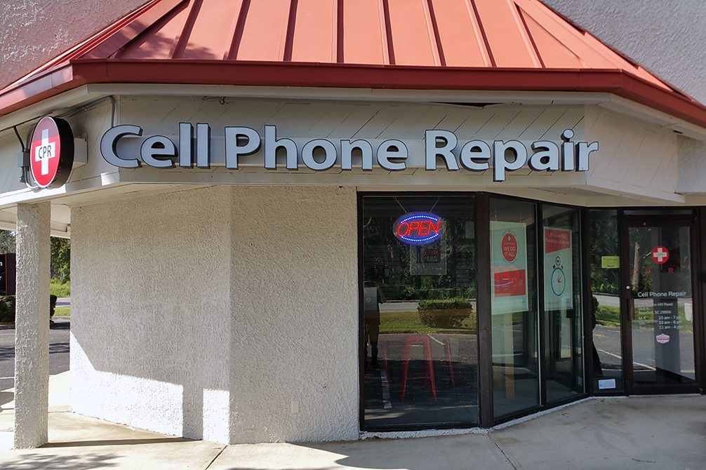 Image of CPR Cell Phone Repair Beaufort SC 1