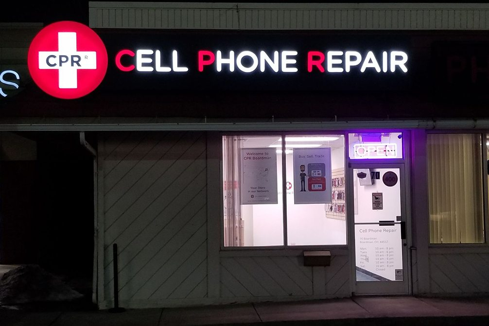 Exterior Image of CPR Cell Phone Repair Boardman OH