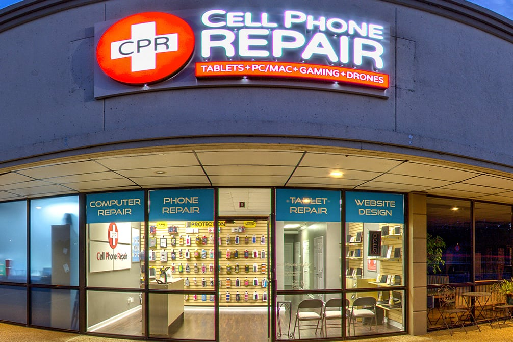 image of CPR cell phone repair Brandon MS