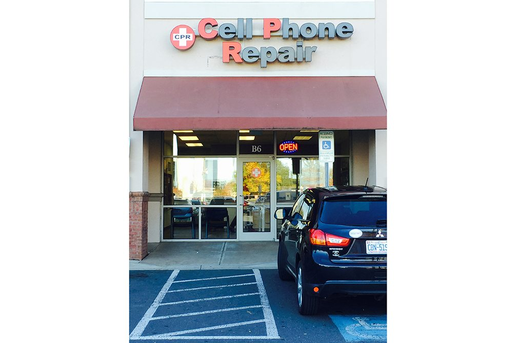 Image of CPR Cell Phone Repair Charlotte - University City NC