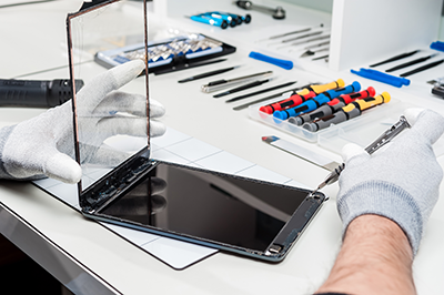 ipad air screen replacement services