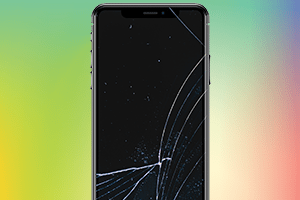 broken screen iphone x repair