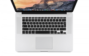macbook pro keyboard image