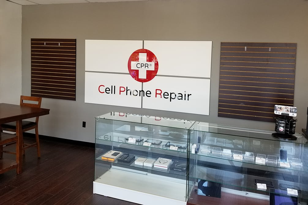 CPR Cell Phone Repair Coralville IA - Store Interior
