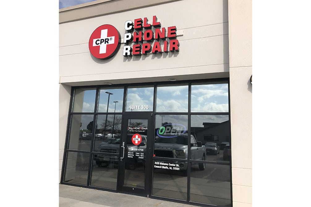 cpr cell phone repair council bluffs ia