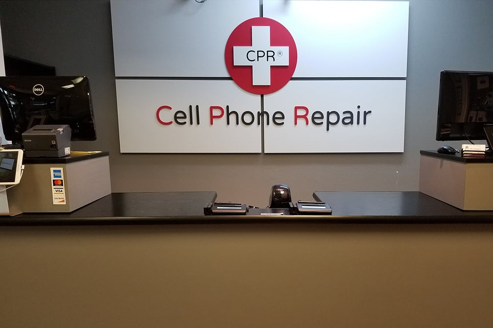 CPR Cell Phone Repair Deland FL - Store Interior