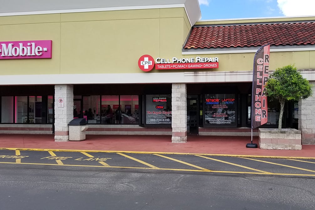 CPR Cell Phone Repair Deland FL - Store Directions
