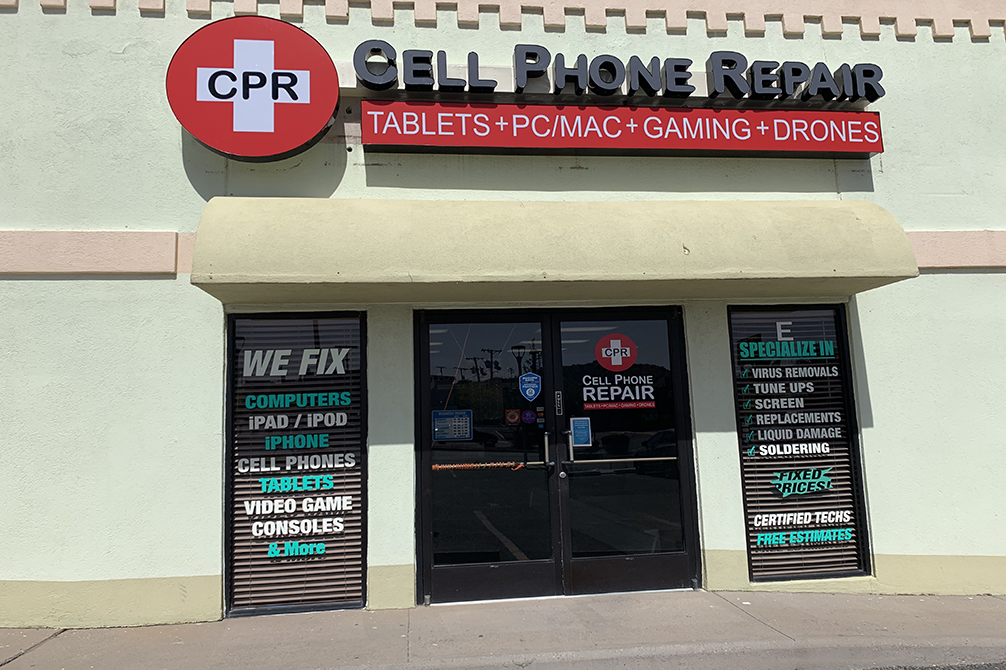 iPhone, iPad and Cell Phone Repair El Paso - West, TX