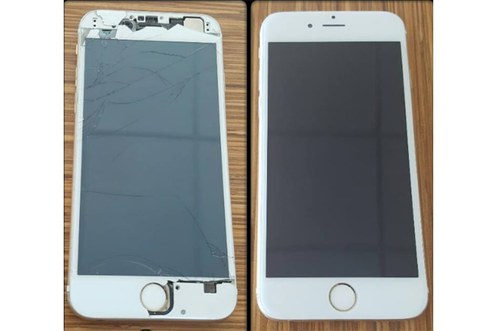 Image of iPhone repair Fayetteville Raeford Road NC