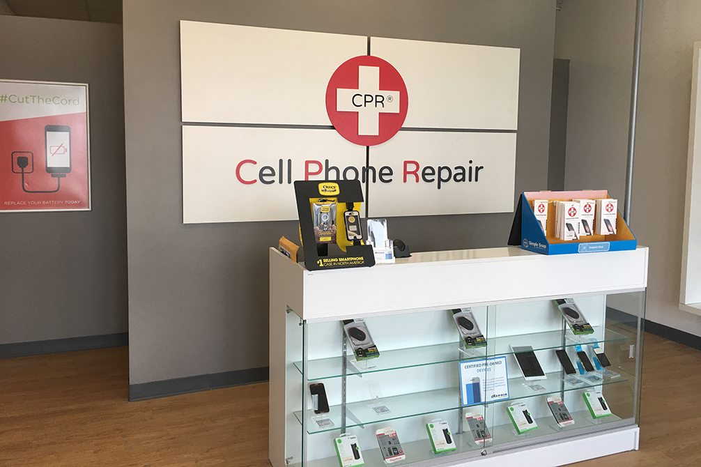 CPR Cell Phone Repair Florence KY - Store Interior