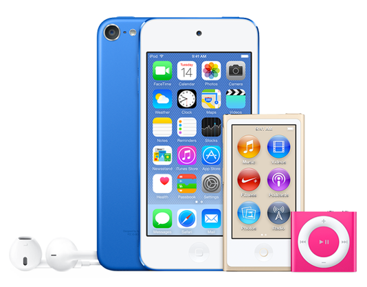 iPod Repair Services in Fredericksburg, VA