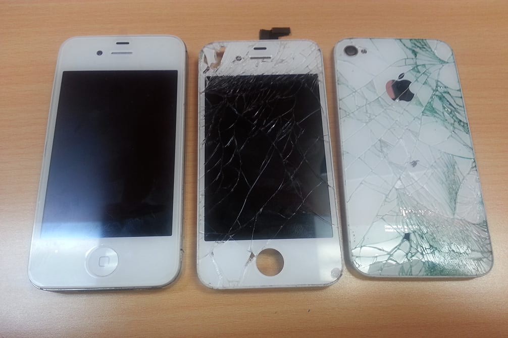 Image of iPhone screen repair Grand Forks ND
