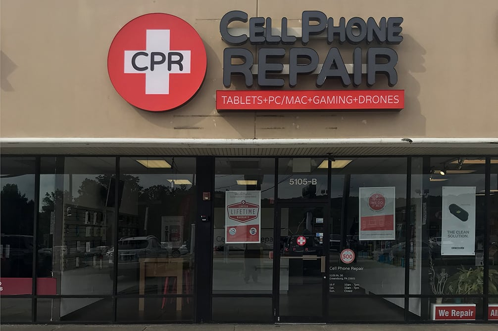 Image of CPR Cell Phone Repair Greensburg PA