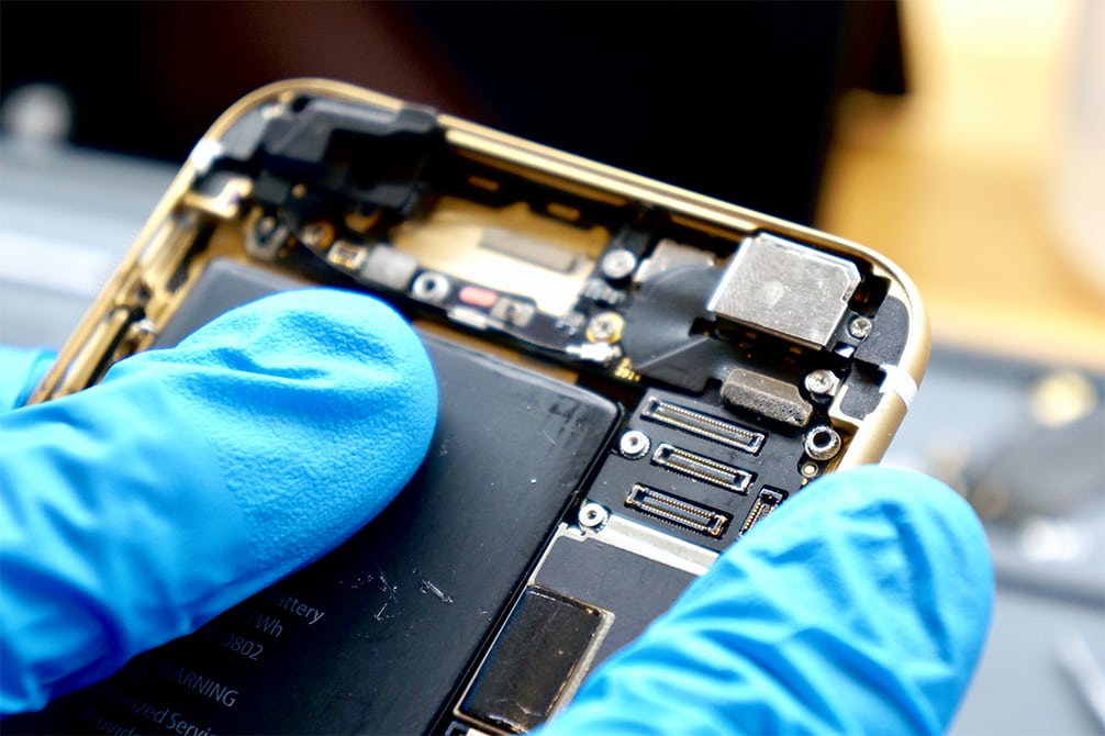 Image of iPhone Battery Replacement Jacksonville AR