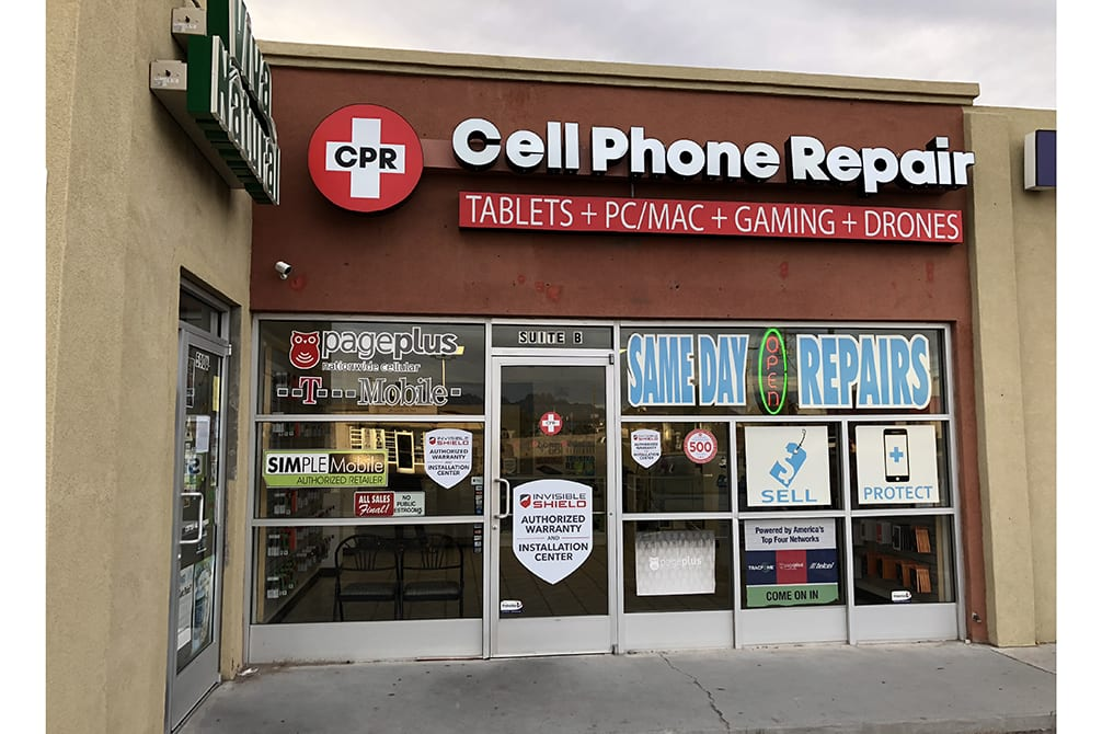 Image of CPR Cell Phone Repair Las Cruces NM