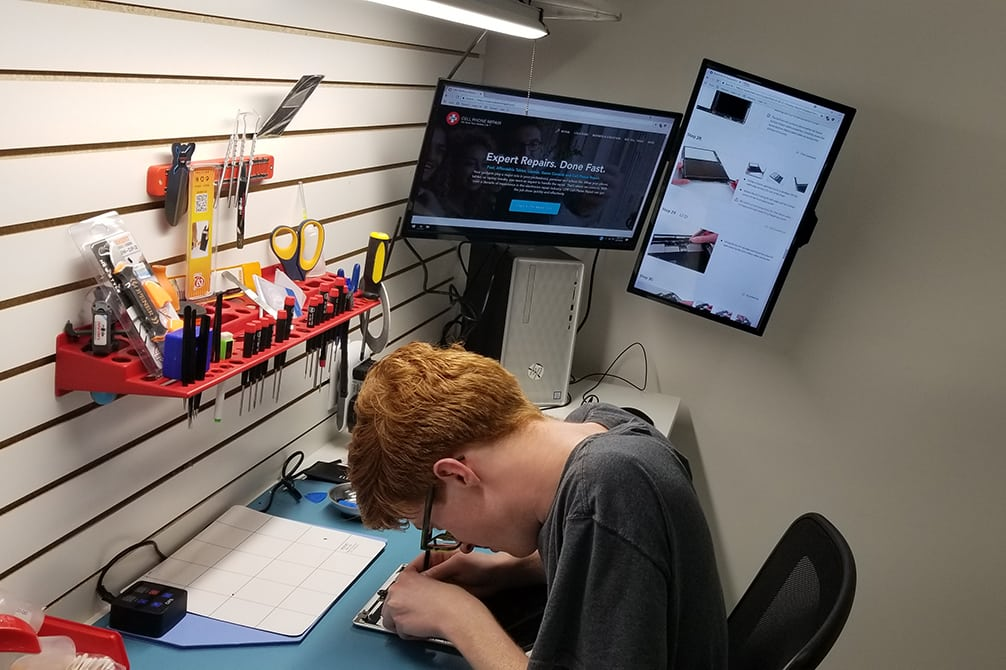 Image of computer repair Mequon WI