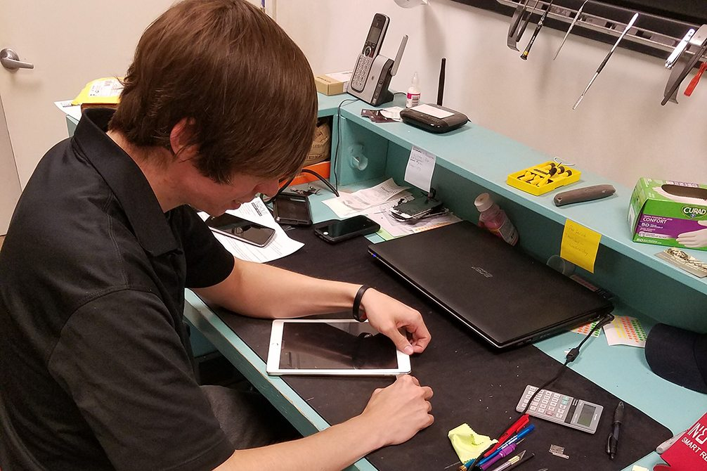 Image of iPad Repair Meridian MS