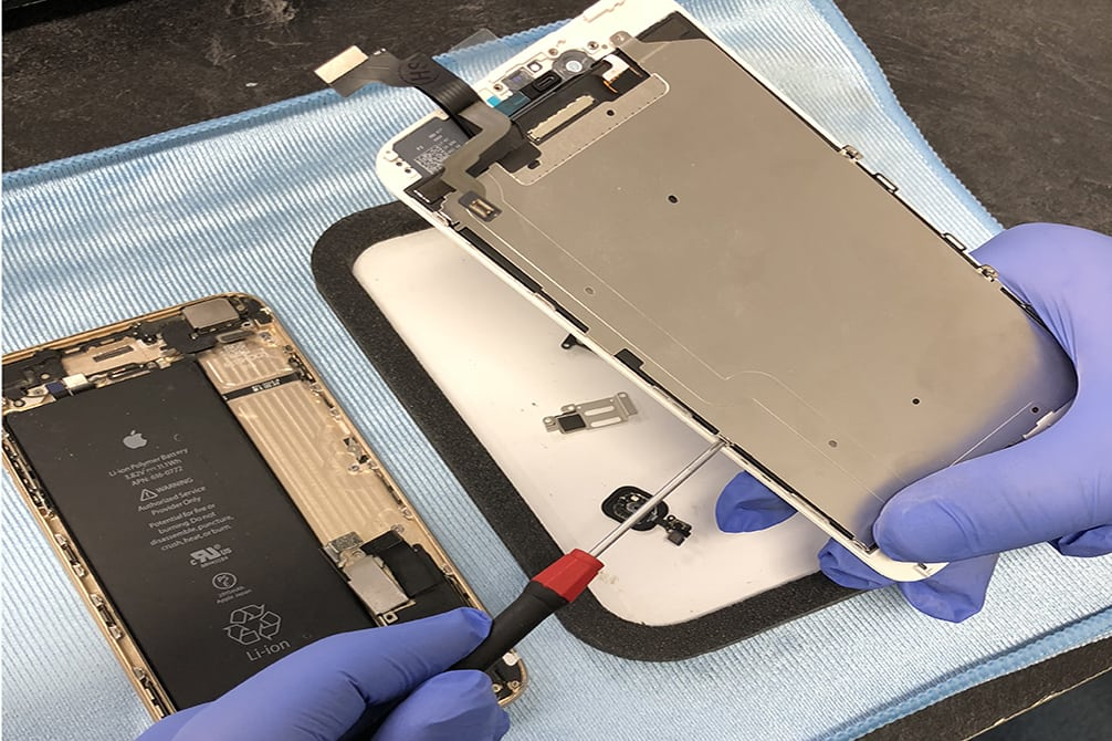 image of iphone repair Merrillville IN