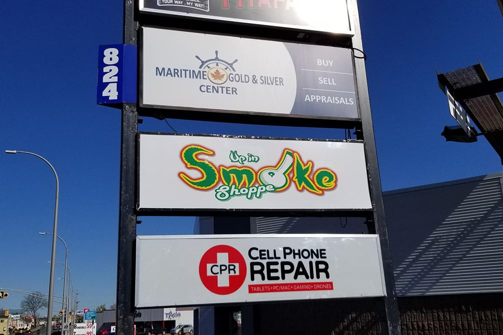CPR Cell Phone Repair Moncton NB - Store Directions