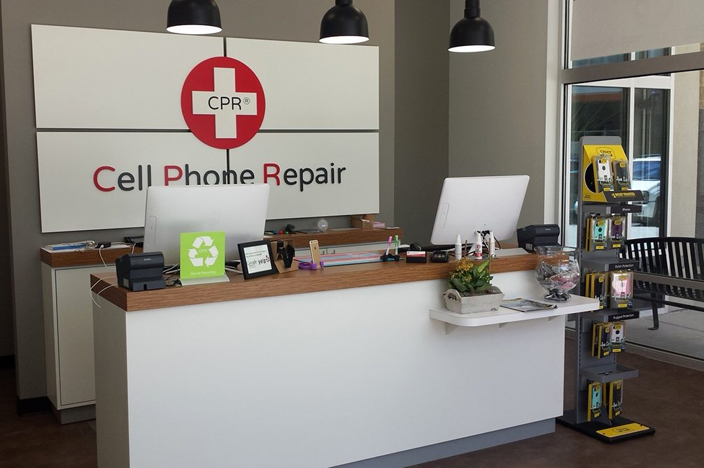 image of iphone repair morrisville cary nc