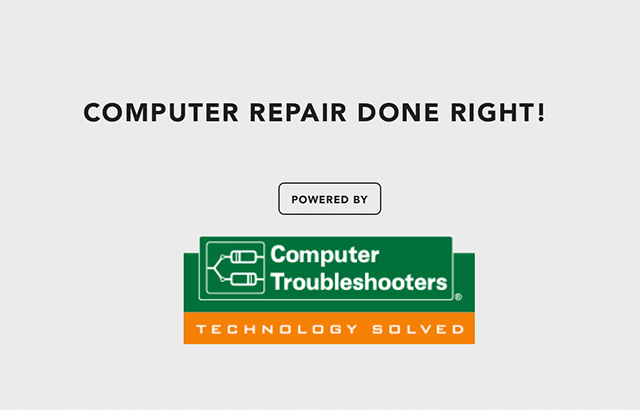 certified computer repair - CPR Mt. Pleasant, SC