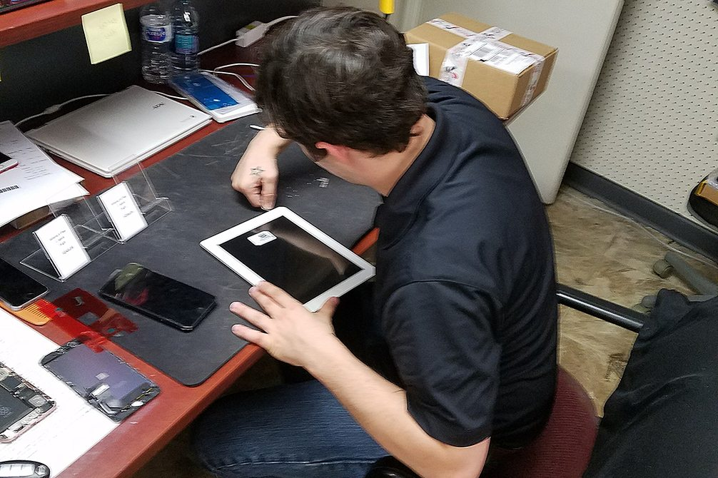 Image of iPad Repair Natchez MS
