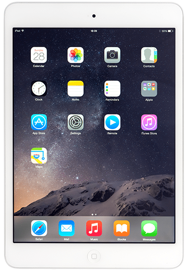 ipad mini 3 repair services by cpr