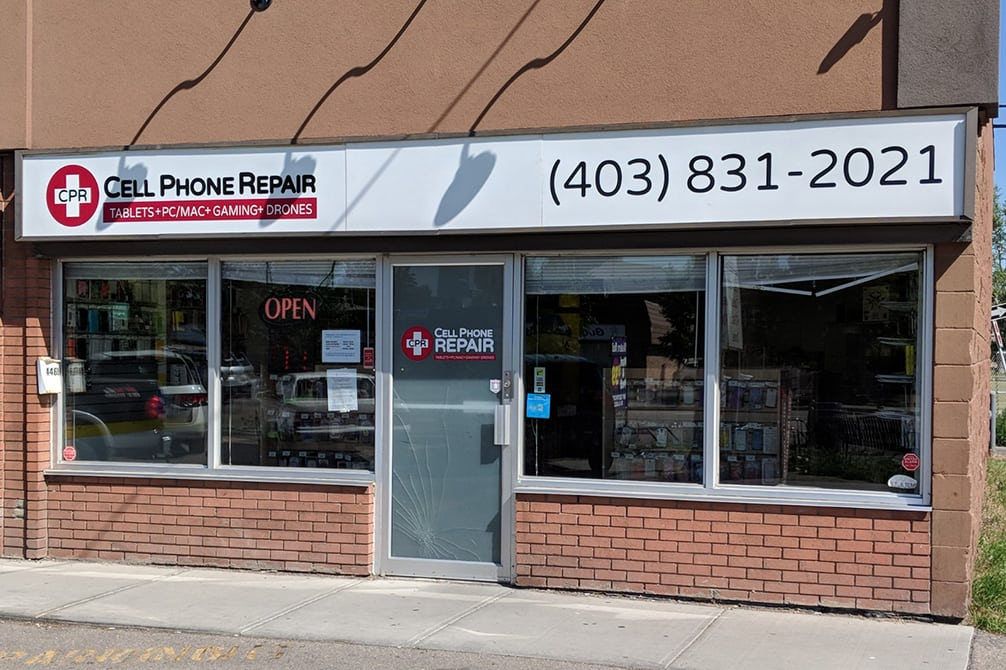image of CPR Cell Phone Repair North Calgary AB