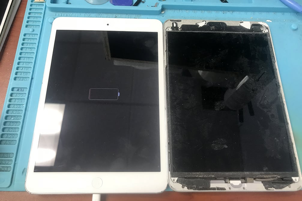 Image of iPad Repair North Calgary AB