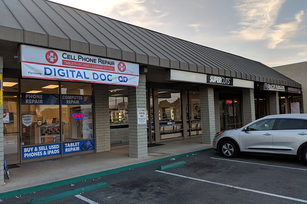 CPR Cell Phone Repair Orange CA - store directions