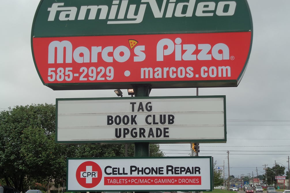 CPR Cell Phone Repair Shawnee OK - store directions