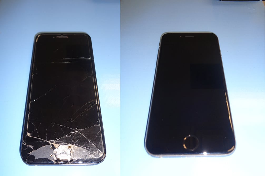 Image of iPhone repair Shawnee OK