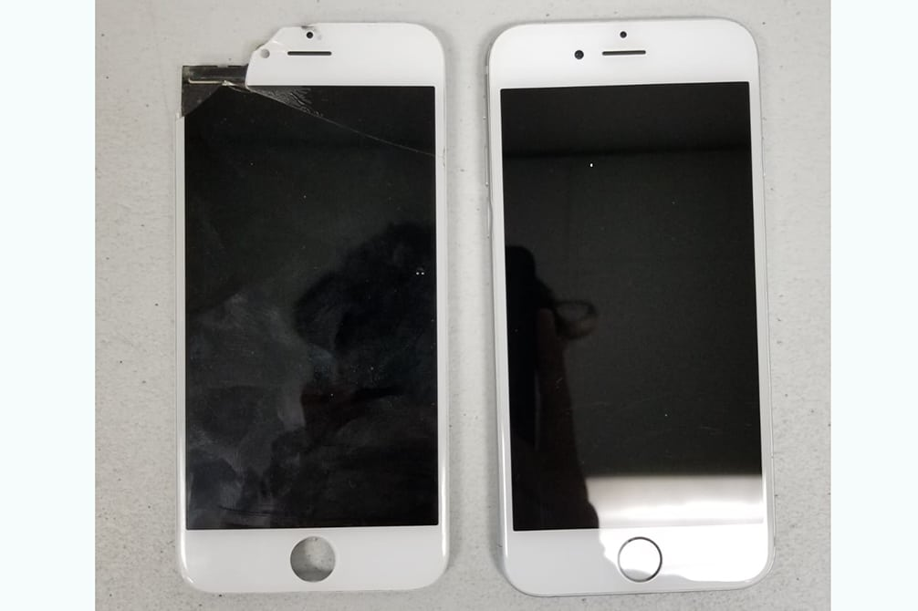 Image of iPhone repair Simi Valley CA