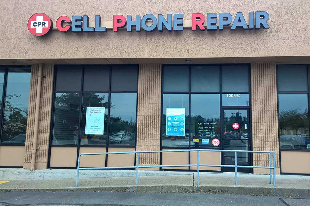 image of cpr cell phone repair south everet wa