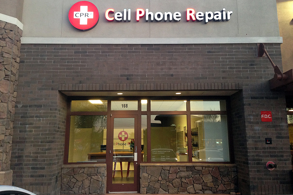 Image of Cell Phone Repair Phoenix South Mountain AZ 1