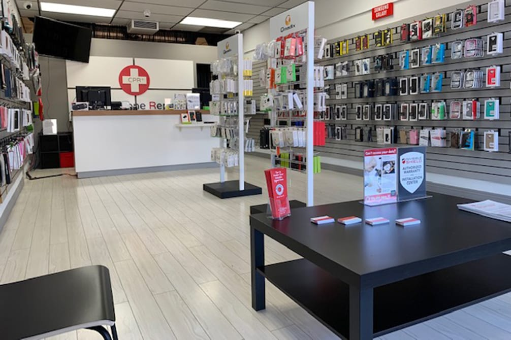 CPR Cell Phone Repair Thousand Oaks CA - store interior