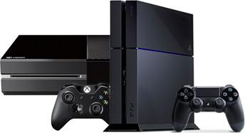 game console image