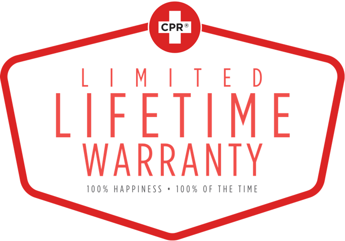 Lifetime Warranty