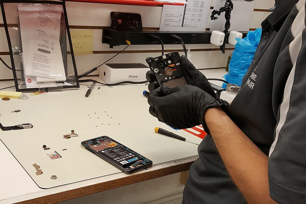 image of lg repair wentzville mo