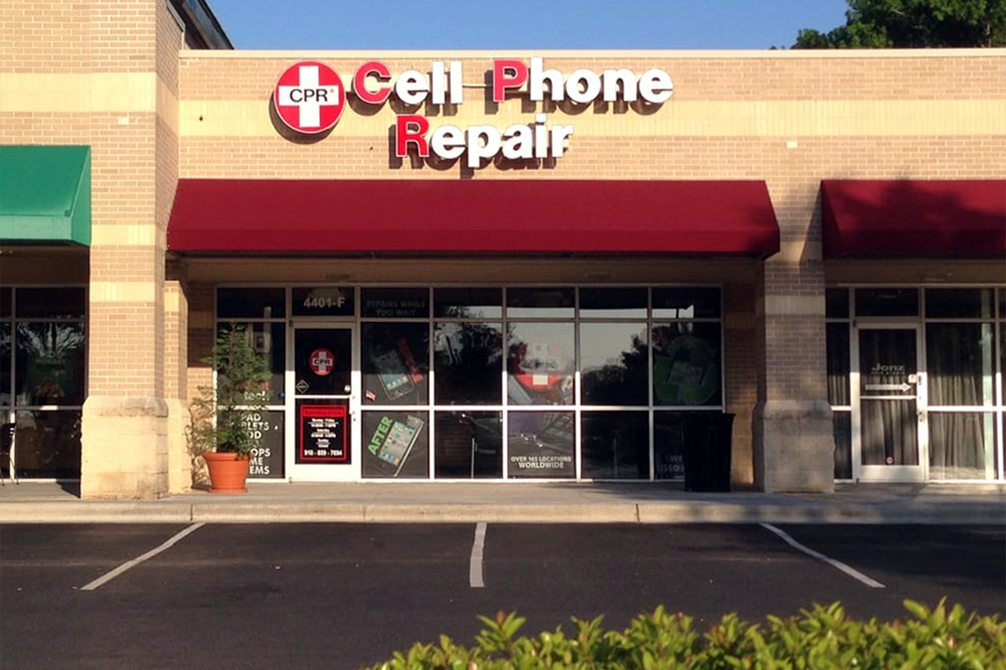 Image of CPR Cell Phone Repair Wilmington NC