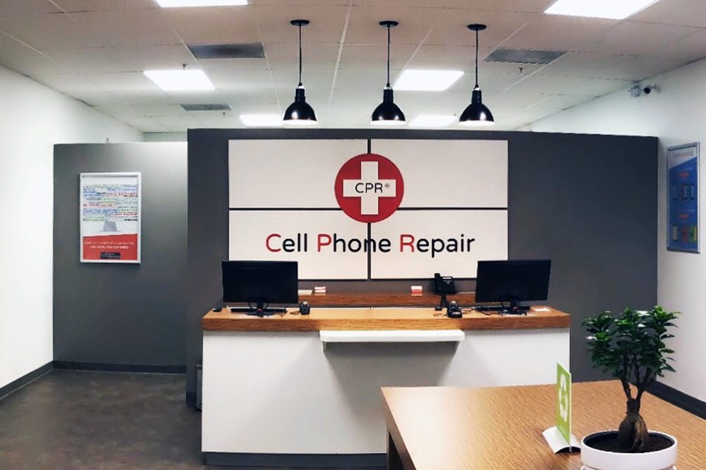 CPR Cell Phone Repair Woodland CA - Store Interior