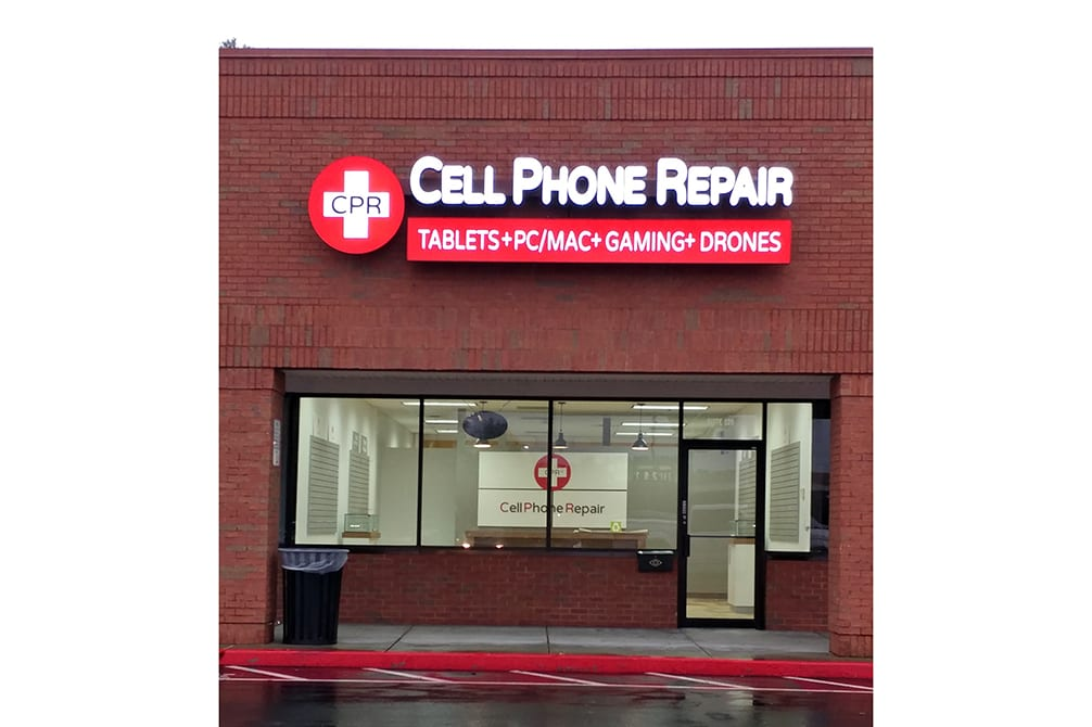 Storefront CPR Cell Phone Repair Owensboro KY