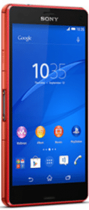 cpr sony xperia z3 compact repair services