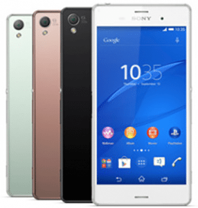 cpr sony xperia z3 repair services