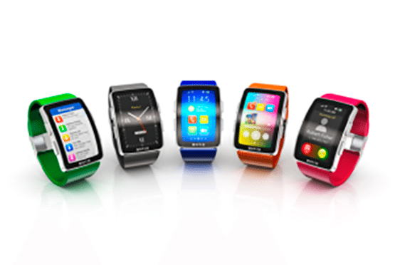 Wearable technology watches