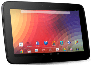 cpr google nexus 10 repair services
