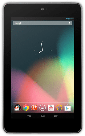 google nexus 7 repair services